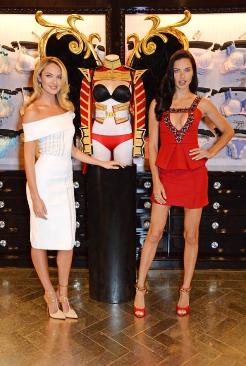 Adriana Lima i Candice Swanepoel