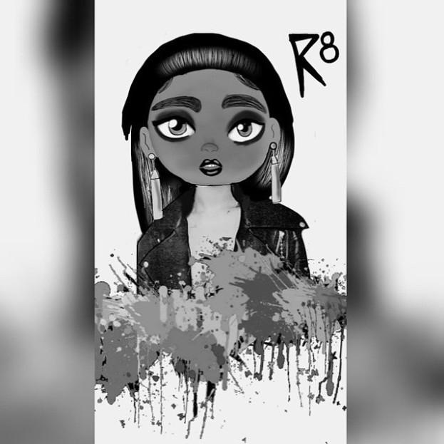 Fot. Instagram Badgalriri