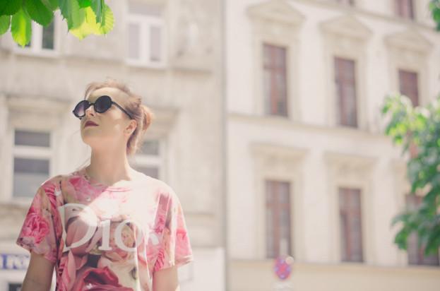 Portret blogerki: z Let Them Wear