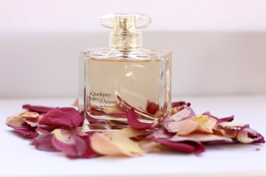 Quelques Notes, d'Amour, Yves Rocher