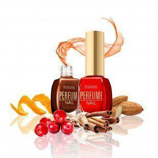 Kosmetyk tygodnia: Eveline Perfume Nail, czyli lakiery pachnące cynamonem i astrami