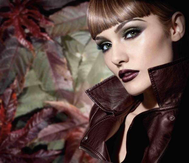 Tydzień makijażu Snobki: IsaDora - Forest Groove