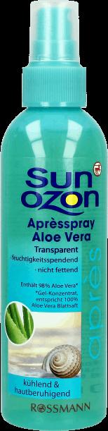 Sunozon, spray po opalaniu, Aloe Vera, 9,99 zł