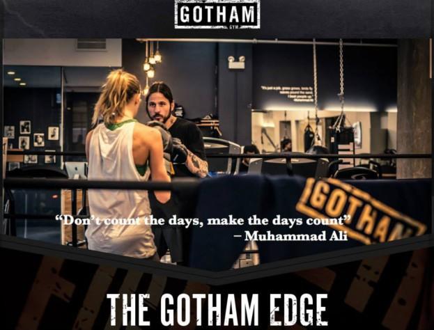 Modelki pokochały boks. Nowy trend w fitnessie. Fot. Gotham Gym