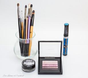 Makijaż: Fioletowy smoky - MAC Pinkluxe