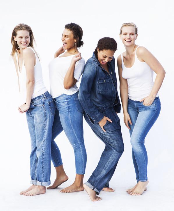 Modelki z koalicji ALDA rozebrały się dla islandzkiego Glamour