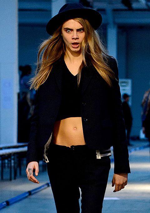 Cara Delevingne zerwała kontrakt z agencją Storm Model Management