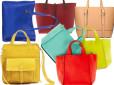 Kupujemy: kolorową torebkę typu shopper