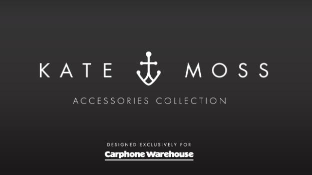 Kate Moss projektuje gadżety na telefony i tablety
