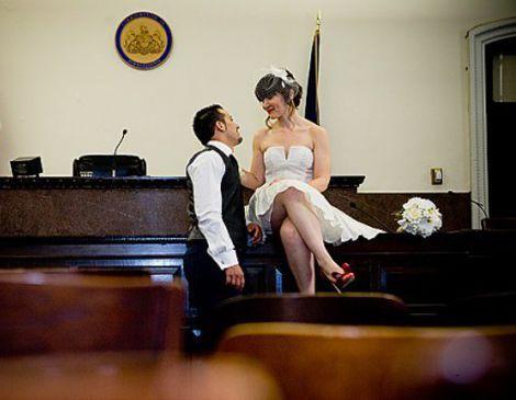 Zalety ślubu cywilnego. Kameralnie