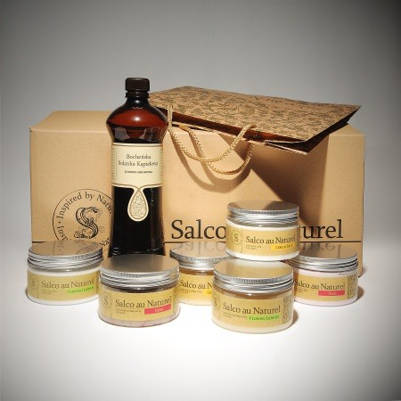 Uwaga debiut  Czy znacie kosmetyki Salco au Naturel