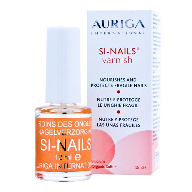 Auriga, Si-Nails Varnish, odżywka do paznokci (Cena: 32 zł)