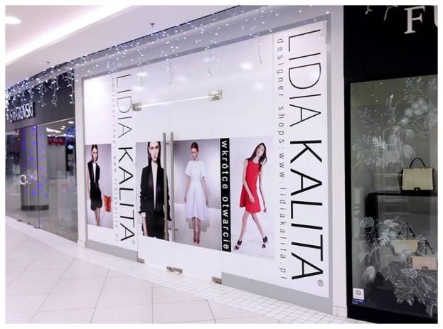 1 lutego, w warszawskim C.H. Klif otwarty zostanie pierwszy sklep marki Lidia Kalita