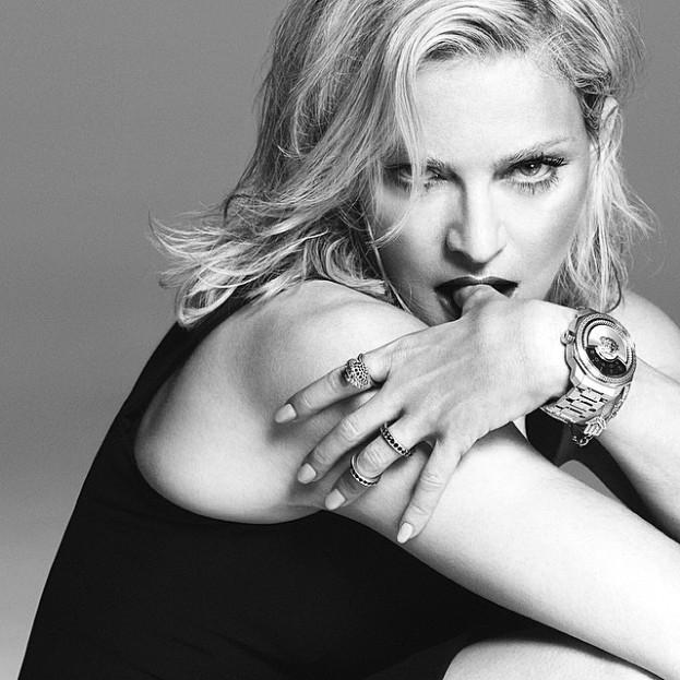 Madonna w kampanii Versace wiosna 2015
