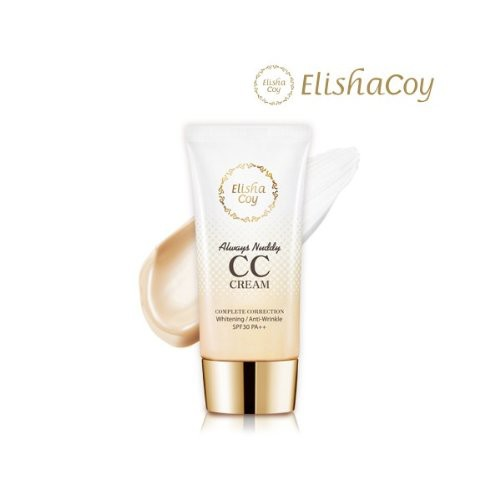 Always Nuddy CC Cream