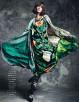 Marta Dyks we francuskim Elle, zdjęcia: Marcin Tyszka
