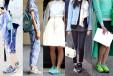 Testujemy trend: sportowe buty plus słodkie sukienki