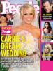 Ślubne bukiety gwiazd. Carrie Underwood
