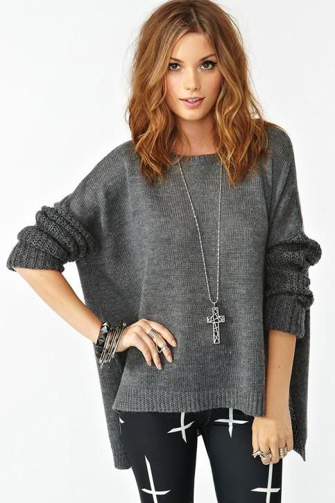 Hit czy kit: sweter XXL