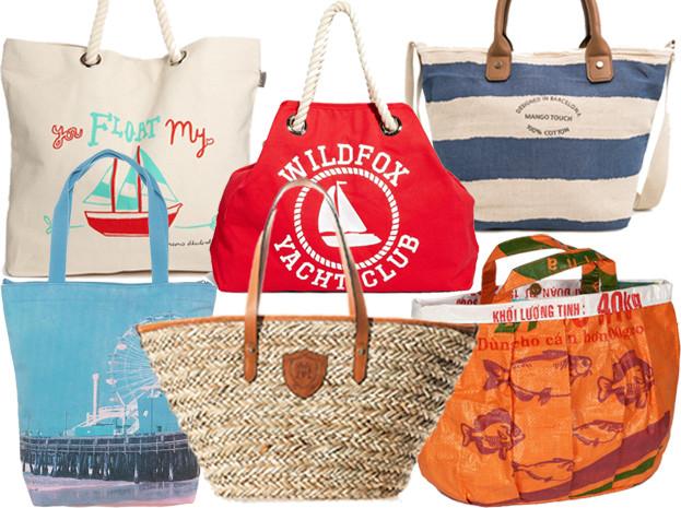 Kupujemy: torbę na plażę