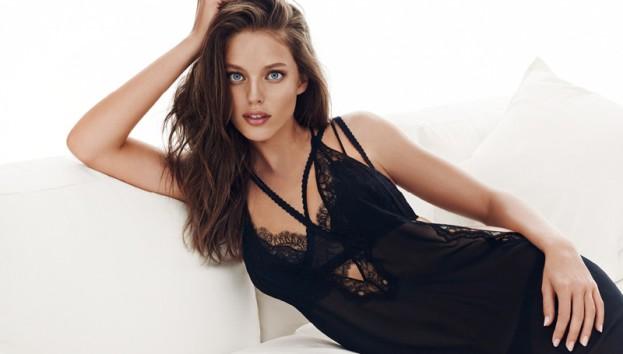 Emily DiDonato w walentynkowej kampanii H&M