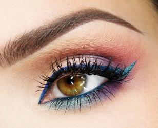 Makijaż oka jest gotowy!