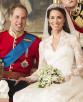 Ślubne bukiety gwiazd. Kate Middleton