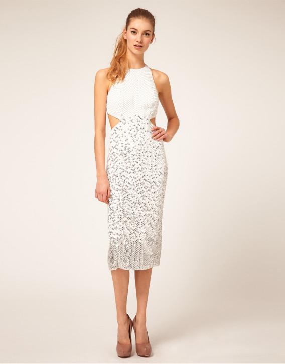W karnawałowym stylu: sukienka Asos