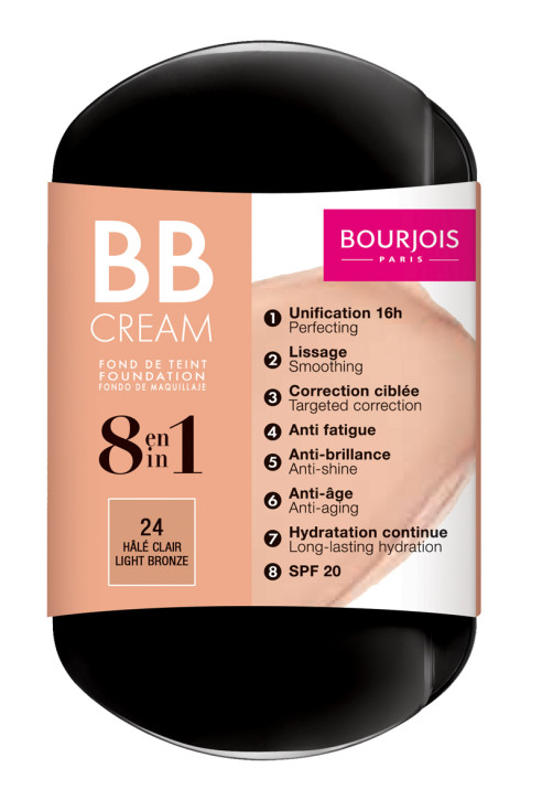 W poszukiwaniu podkładu idealnego: BB w kompakcie od Bourjois