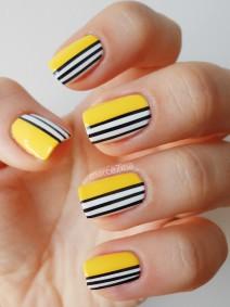 Manicure krok po kroku: połączenie trendów