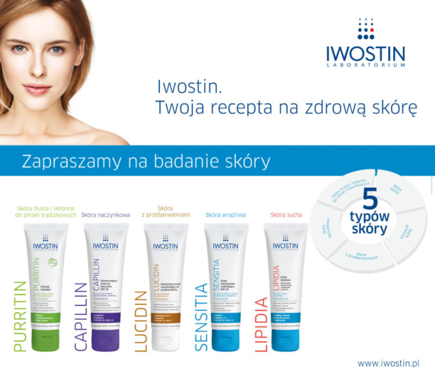 Promocja: prezenty i dermokonsultacje Iwostin w Poznaniu