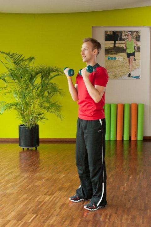 Idealna sylwetka - trening na piąty tydzień