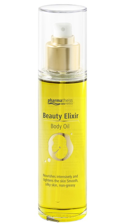 Beauty Elixir Body Oil