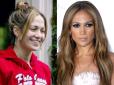 makijaż gwiazd, bez makijażu, gwiazdy bez makijażu, gwiazdy bez photoshopa, brzydkie gwiazdy, celebrytki bez makijażu , Jeniffer Lopez