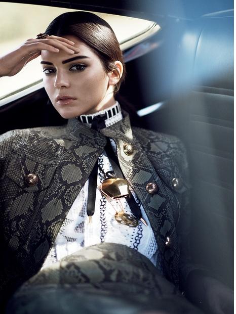 Kendall Jenner detronizuje Carę Delevingne