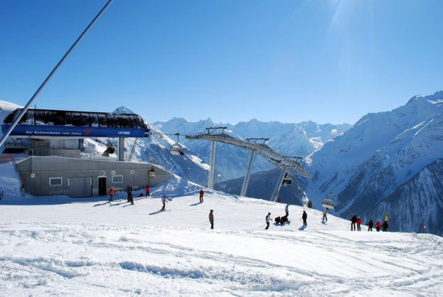 Zillertal 3000 - ogromna różnorodność tras pomnaża przyjemność sportu 3000 razy