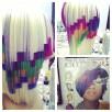 Piksele – nowy trend w koloryzacji włosów