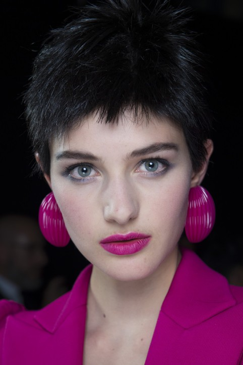 Jesienny makijaż z pokazu Giorgio Armani Prive