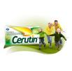 Cerutin, 100 mg kwasu askorbowego i 25 mg rutozydu (Cena: 8 zł, 125 szt.)