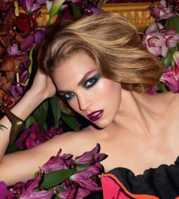 Makijaż: YSL Midnight Garden
