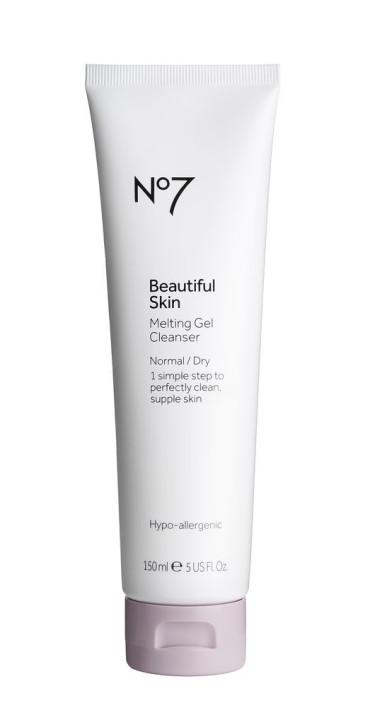 Beautiful Skin Melting Gel Cleanser, No7