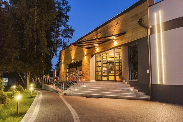 Nasz przewodnik po SPA: Hotel Polesie w Białce