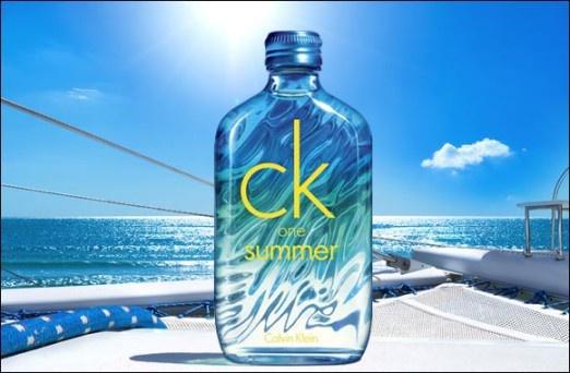 CK One Summer, Calvin Klein
