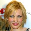 Krótkie włosy, Cate Blanchett