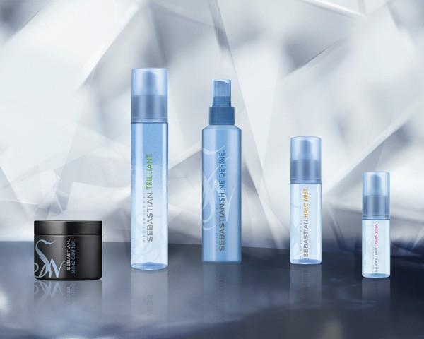 Linia tygodnia: kosmetyki do stylizacji włosów Sebastian Professional