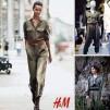 W ogniu krytyki znalazł się tym razem kombinezon khaki marki H&M