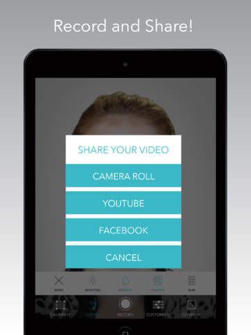 Beauty Mirror – wirtualny chirurg dla amatorów selfie
