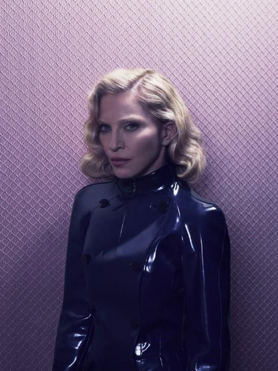 Madonna w grudniowo-styczniowym wydaniu Interview Magazine