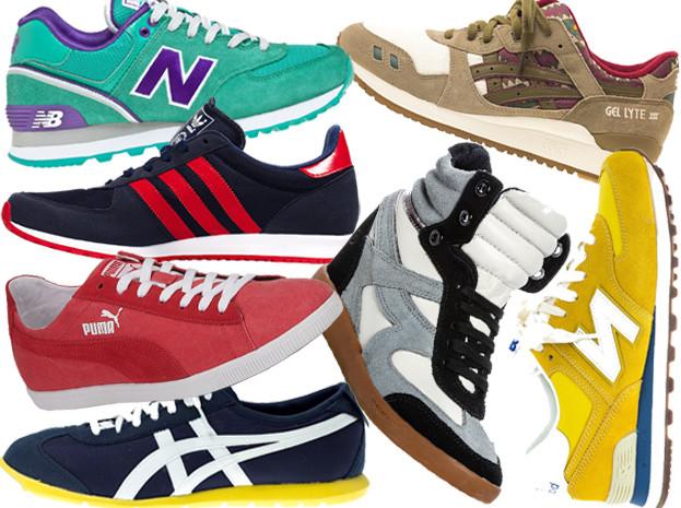 Kupujemy: buty sportowe SNOBKA