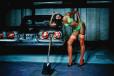 Naomi Campbell w kampanii Agent Provocateur, fot. Ellen von Unwerth